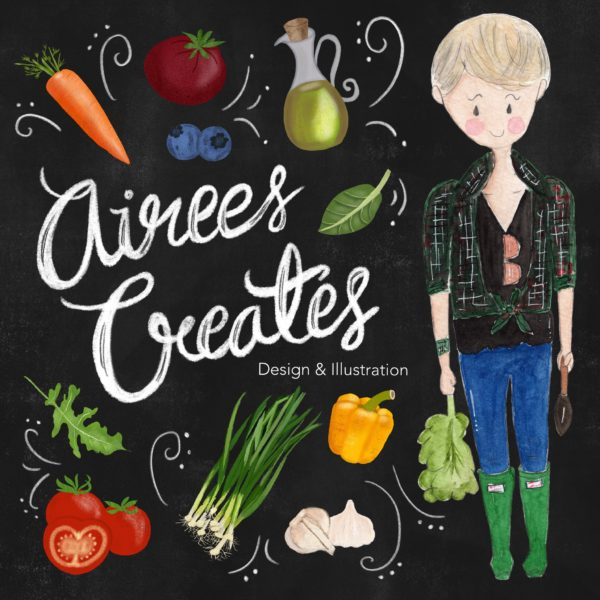 Airees Creates Design & Illustration